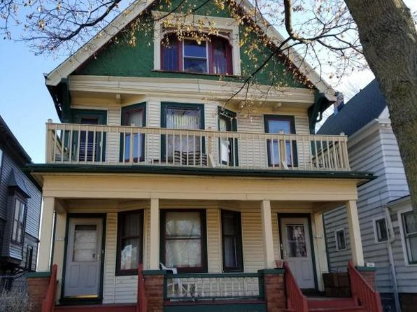 4 bed 2 bath Multi Family at 1528 N 40th St Milwaukee, WI, 53208 is for sale at 50k - google static map