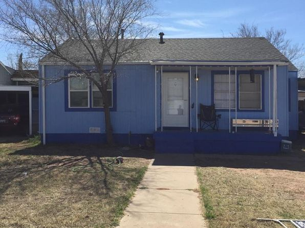 4 bed 2 bath Single Family at 916 E 21st St Odessa, TX, 79761 is for sale at 80k - google static map