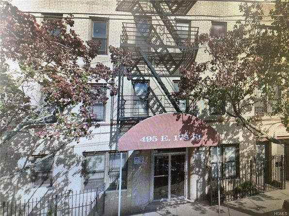null bed 1 bath Cooperative at 495 E 178th St Bronx, NY, 10457 is for sale at 39k - google static map