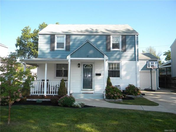 3 bed 2 bath Single Family at 63 Colonial Ave Kenmore, NY, 14217 is for sale at 150k - 1 of 25