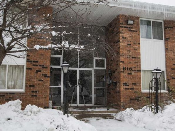 2 bed 1 bath Condo at 616 Lynn Ave Kalamazoo, MI, 49008 is for sale at 50k - google static map
