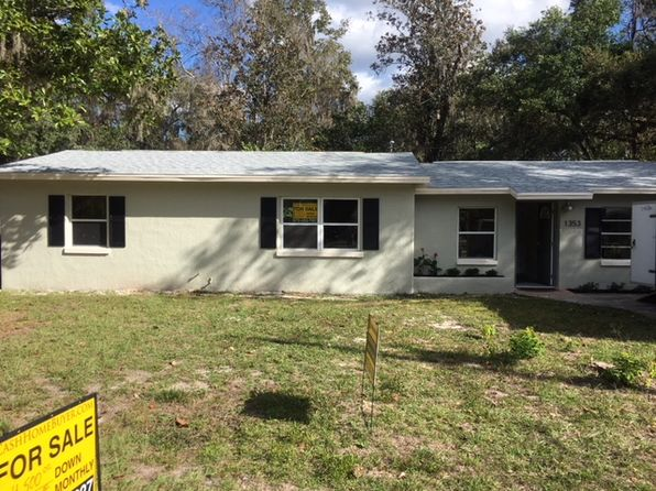 3 bed 2 bath Single Family at 1353 N Magnolia Hill Way Inverness, FL, 34453 is for sale at 130k - 1 of 5