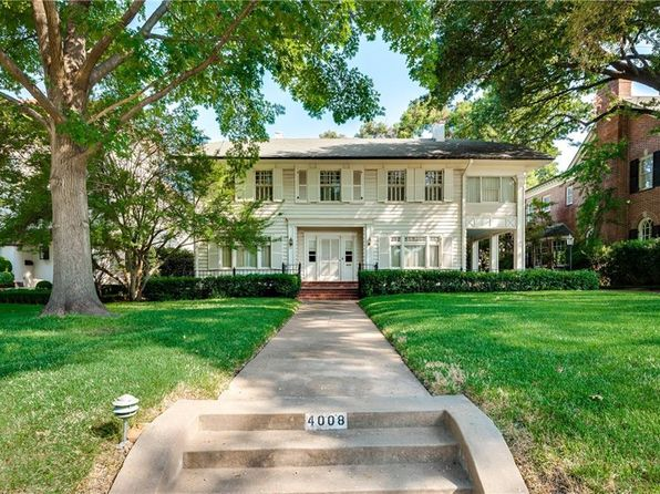 4 bed 2 bath Single Family at 4008 Gillon Ave Dallas, TX, 75205 is for sale at 3.49m - 1 of 12