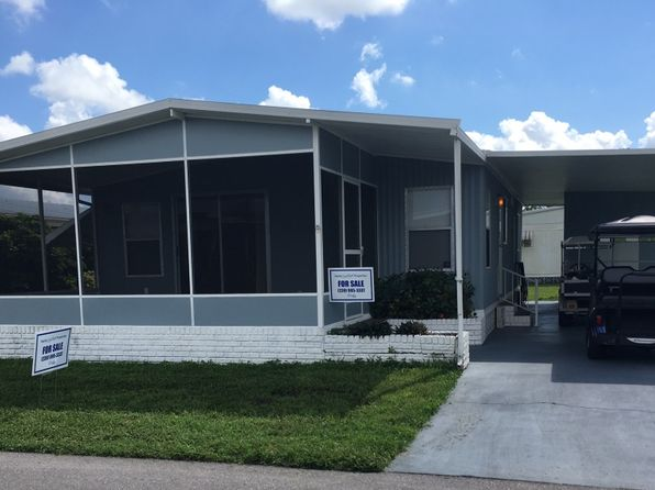 2 bed 2 bath Mobile / Manufactured at 349 Doubloon Dr North Fort Myers, FL, 33917 is for sale at 16k - 1 of 8