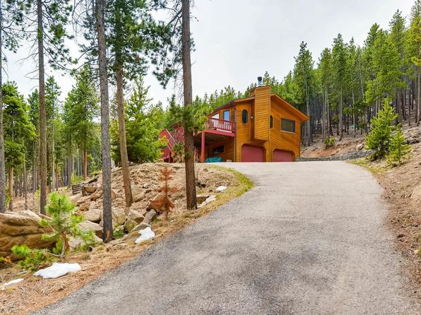 3 bed 2 bath Single Family at 6748 Woodchuck Way Evergreen, CO, 80439 is for sale at 380k - 1 of 32