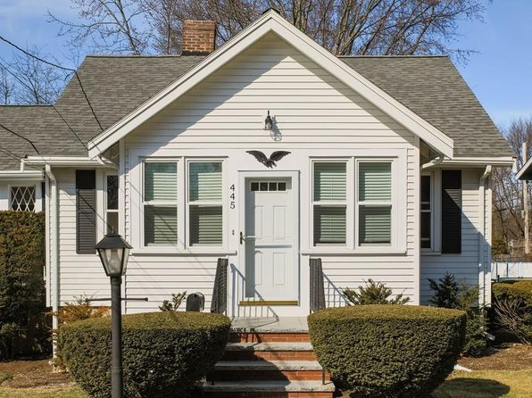 2 bed 1 bath Single Family at 445 CEDAR ST DEDHAM, MA, 02026 is for sale at 395k - 1 of 28