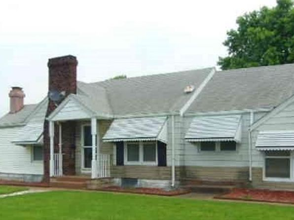 2 bed 1 bath Single Family at 3705 Mississippi Ave Cahokia, IL, 62206 is for sale at 18k - google static map