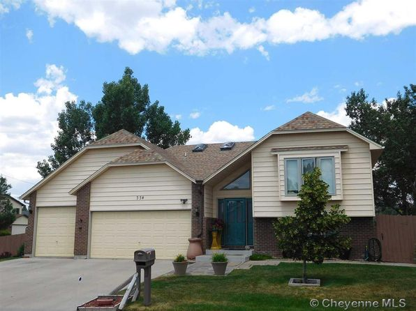 4 bed 3 bath Single Family at 334 Cody St Cheyenne, WY, 82009 is for sale at 325k - 1 of 7