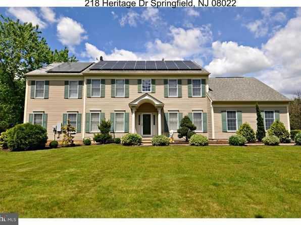 4 bed 4 bath Single Family at 218 Heritage Dr Columbus, NJ, 08022 is for sale at 490k - 1 of 25