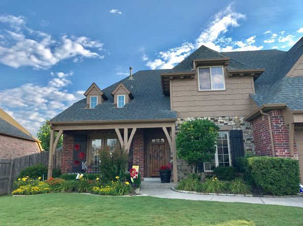4 bed 3 bath Single Family at 9281 E 119th St S Bixby, OK, 74008 is for sale at 292k - 1 of 5