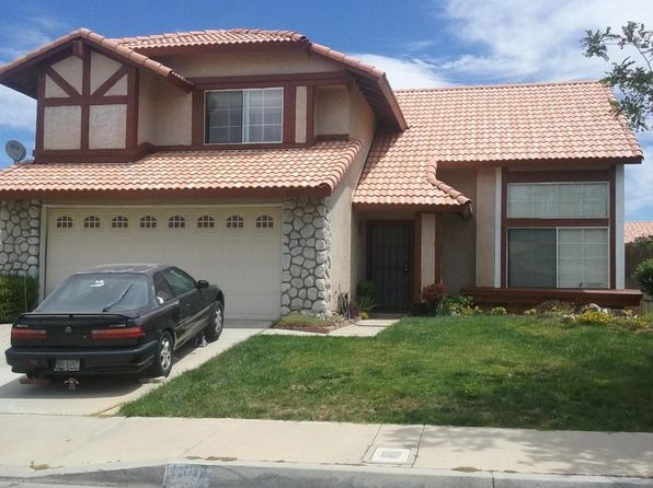 4 bed 3 bath Single Family at 1307 Garnet Ave Palmdale, CA, 93550 is for sale at 285k - google static map