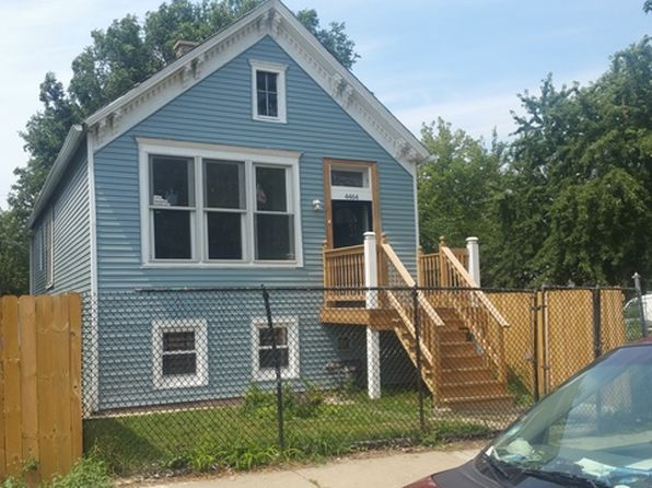 3 bed 1 bath Single Family at 4464 S Wells St Chicago, IL, 60609 is for sale at 110k - 1 of 5