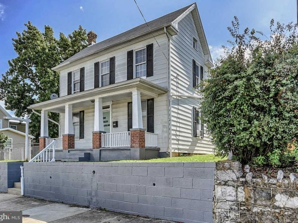 3 bed 1 bath Single Family at 334 Vista St Hagerstown, MD, 21740 is for sale at 120k - 1 of 45
