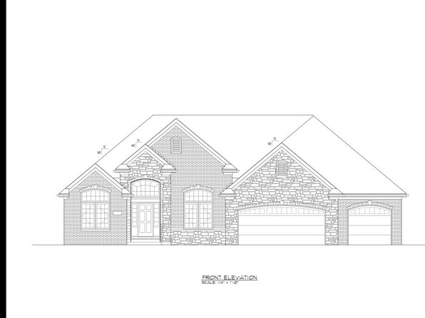 4 bed 3 bath Single Family at 9734 Warwick Ct Munster, IN, 46321 is for sale at 800k - google static map