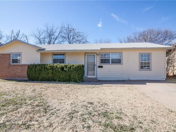 3 bed 2 bath Single Family at 2110 Bel Air Dr Abilene, TX, 79603 is for sale at 89k - 1 of 18