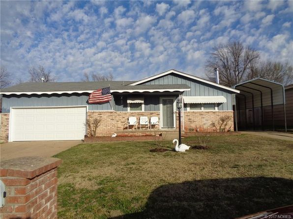 3 bed 1 bath Single Family at 609 S 4th St Broken Arrow, OK, 74012 is for sale at 105k - 1 of 14