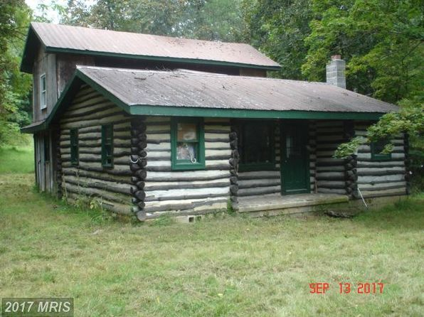 1 bed 1 bath Single Family at 1744 McCubbins Hollow Rd Glengary, WV, 25421 is for sale at 30k - google static map