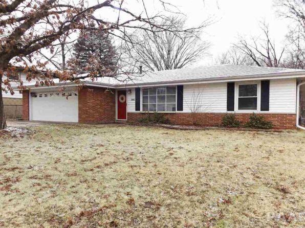 3 bed 1 bath Single Family at 1806 Springfield Rd East Peoria, IL, 61611 is for sale at 130k - 1 of 23