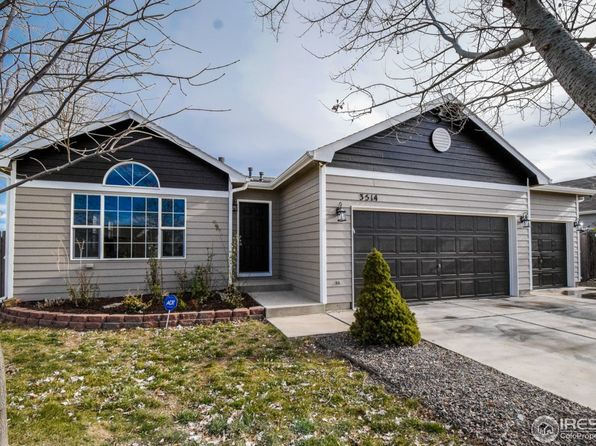 4 bed 3 bath Single Family at 3514 Northpoint Dr Evans, CO, 80620 is for sale at 310k - 1 of 24