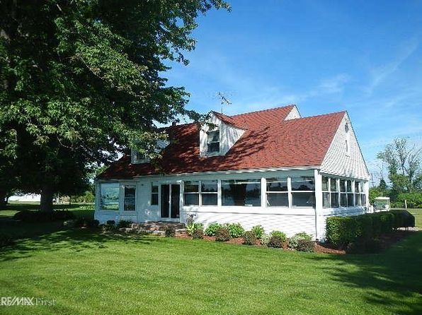 5 bed 2 bath Single Family at 585 S Russell Dr Russell Island, MI, 48001 is for sale at 500k - 1 of 30