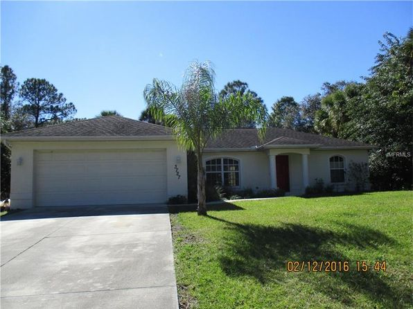 3 bed 2 bath Single Family at 3727 Trenton Ln North Port, FL, 34288 is for sale at 175k - 1 of 13