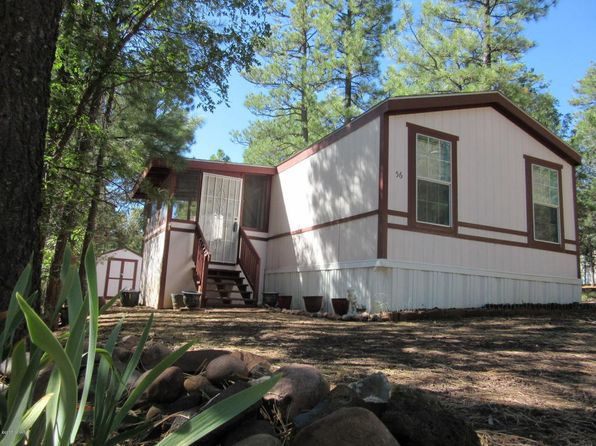 2 bed 2 bath Mobile / Manufactured at 2208 W White Mountain Rd Show Low, AZ, 85901 is for sale at 65k - 1 of 31