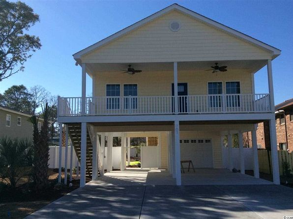 3 bed 3 bath Single Family at 701 26TH AVE S NORTH MYRTLE BEACH, SC, 29582 is for sale at 400k - 1 of 16