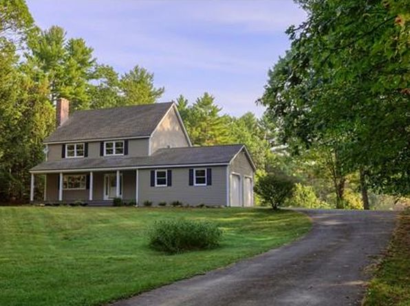 4 bed 2.5 bath Single Family at 16 Natty Pond Dr Hubbardston, MA, 01452 is for sale at 289k - 1 of 30
