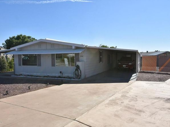 2 bed 1.75 bath Mobile / Manufactured at 244 S 73rd Way Mesa, AZ, 85208 is for sale at 150k - 1 of 29