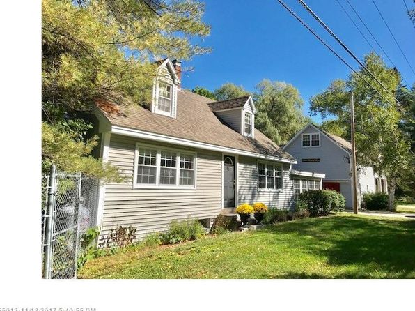 4 bed 2 bath Single Family at 54 N Pownal Rd New Gloucester, ME, 04260 is for sale at 360k - 1 of 30