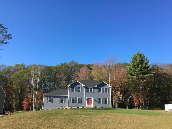 4 bed 3 bath Single Family at 8 Pond St Mendon, MA, 01756 is for sale at 525k - google static map