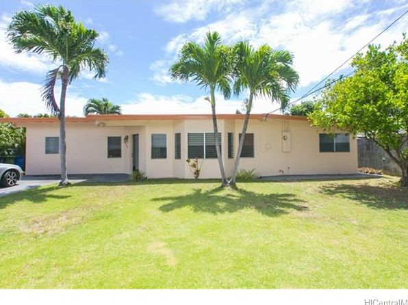 3 bed 2 bath Single Family at 520 Oneawa St Kailua, HI, 96734 is for sale at 835k - 1 of 47
