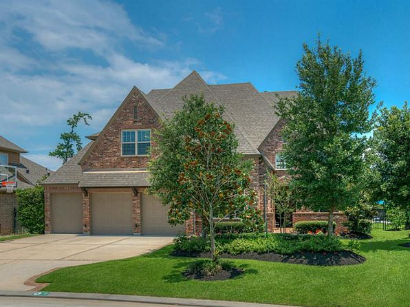 5 bed 5 bath Single Family at 7 Spring Basket Trl Spring, TX, 77389 is for sale at 742k - 1 of 32