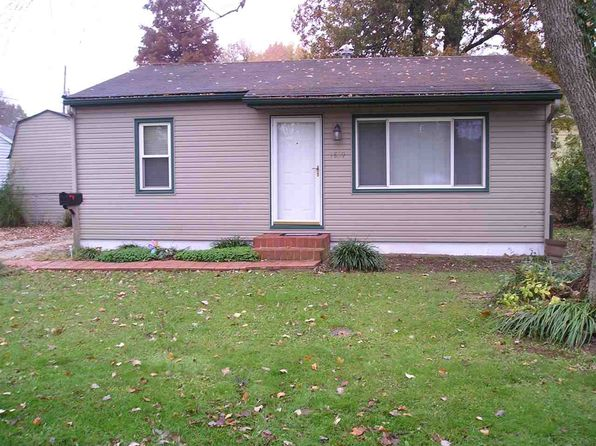2 bed 1 bath Single Family at 1809 Culverson Ave Evansville, IN, 47714 is for sale at 53k - 1 of 10