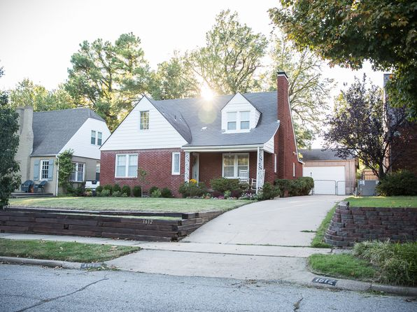 3 bed 2 bath Single Family at 1612 S Lewis Pl Tulsa, OK, 74104 is for sale at 299k - 1 of 37