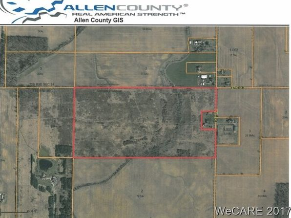 null bed null bath Vacant Land at  Xxx Pevee Bluffton, OH, 45817 is for sale at 460k - google static map