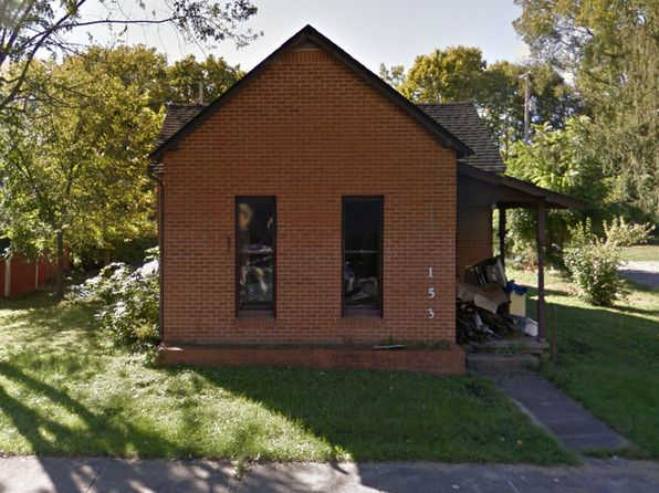 3 bed 1 bath Single Family at 153 S 6th St Noblesville, IN, 46060 is for sale at 87k - google static map