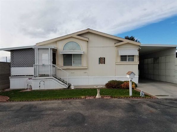 2 bed 2 bath Mobile / Manufactured at 7977 Roe Ln Boise, ID, 83714 is for sale at 86k - 1 of 25