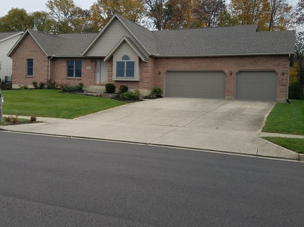 4 bed 3 bath Single Family at 464 Greensward Dr Tipp City, OH, 45371 is for sale at 265k - 1 of 9