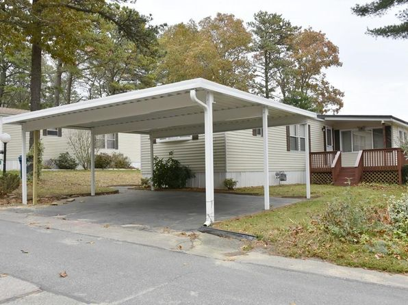 2 bed 2 bath Mobile / Manufactured at 182 Pineview Ter West Wareham, MA, 02576 is for sale at 80k - 1 of 14