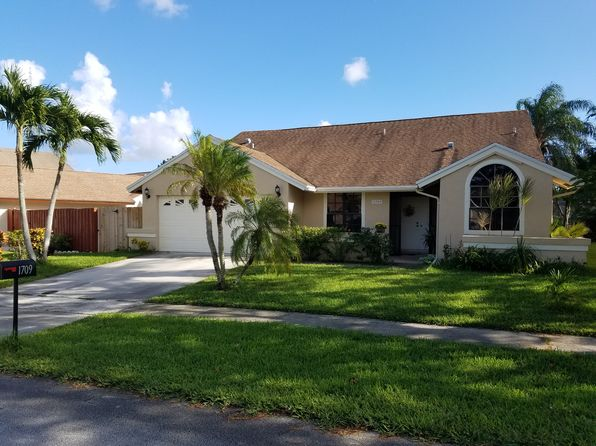 4 bed 2 bath Single Family at 1709 Banyan Creek Ct Boynton Beach, FL, 33436 is for sale at 305k - 1 of 22
