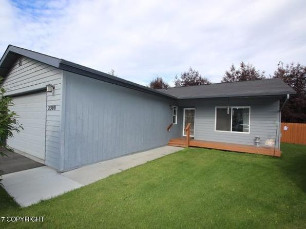3 bed 2 bath Single Family at 2300 Leopard Cir Anchorage, AK, 99502 is for sale at 310k - 1 of 11