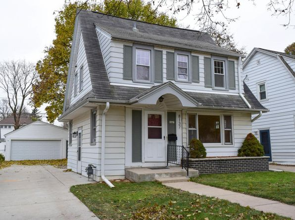 2 bed 1 bath Single Family at 8137 Gridley Ave Wauwatosa, WI, 53213 is for sale at 239k - 1 of 25