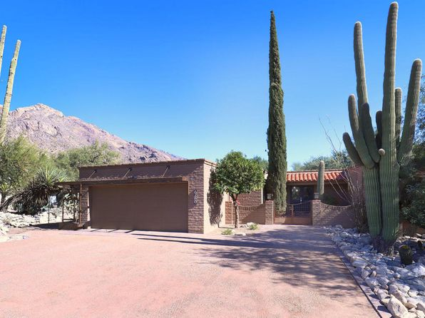 3 bed 3 bath Single Family at 6760 N Columbus Blvd Tucson, AZ, 85718 is for sale at 549k - 1 of 27