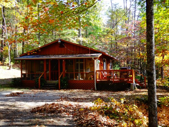 1 bed 1 bath Single Family at 160 Sourwood Lakes Rd Tellico Plains, TN, 37385 is for sale at 105k - 1 of 73