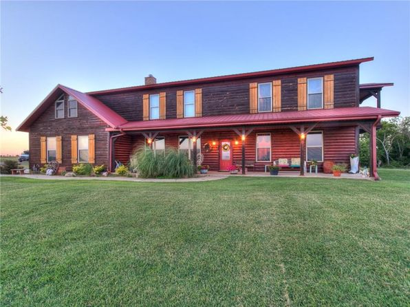 5 bed 4.5 bath Single Family at 18925 SW 59th St El Reno, OK, 73036 is for sale at 725k - 1 of 32