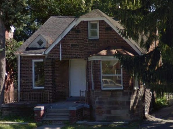 4 bed 1 bath Single Family at 9184 Manistique St Detroit, MI, 48224 is for sale at 30k - google static map