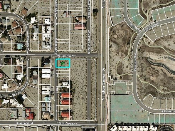 null bed null bath Vacant Land at 0 El Dorado Blvd Palm Springs, CA, 92262 is for sale at 58k - google static map