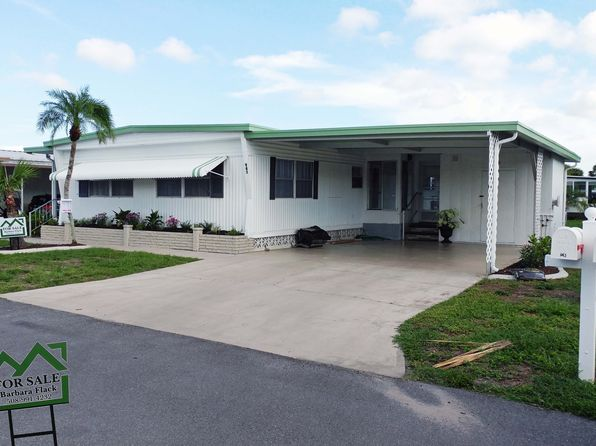 2 bed 2 bath Mobile / Manufactured at 943 Bonaire W Venice, FL, 34285 is for sale at 23k - 1 of 24