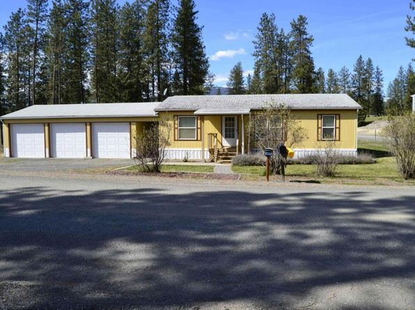 3 bed 2 bath Single Family at 1214 Hillcrest Loop Kettle Falls, WA, 99141 is for sale at 130k - google static map